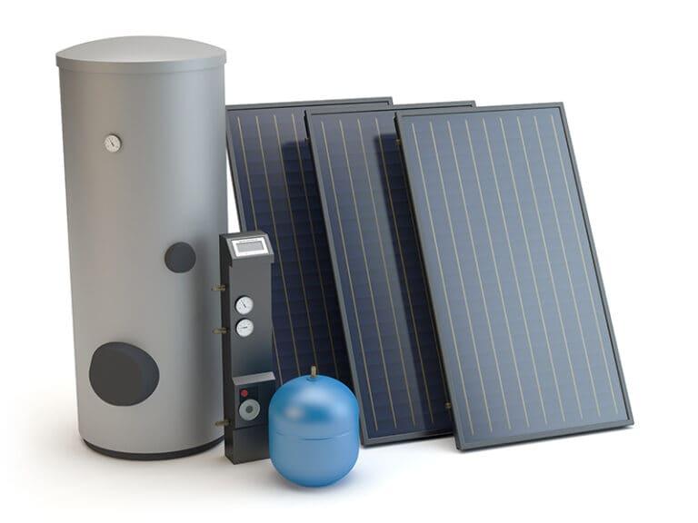 kolektory słoneczne, lucart-energy, energia, odnawialna